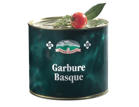Basque Garbure tin 2000g