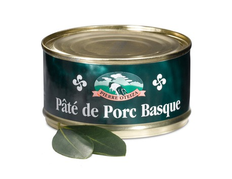 Pâté de Porc Basque 125 g