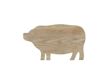 Planchette cochon grand modèle