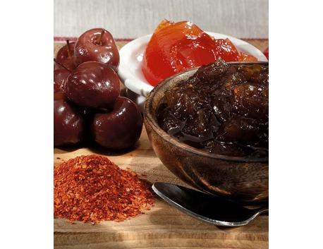 Espelette pepper purée