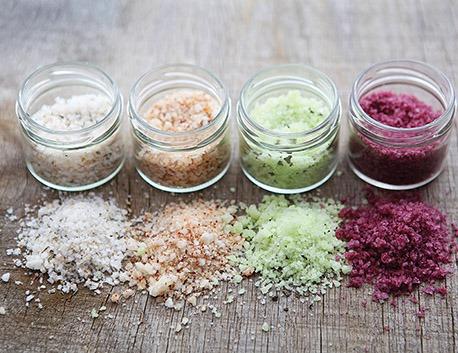 Quadrille de sel aux saveurs du Pays Basque