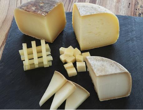 Fromage de chèvre fermier au lait cru Garralda