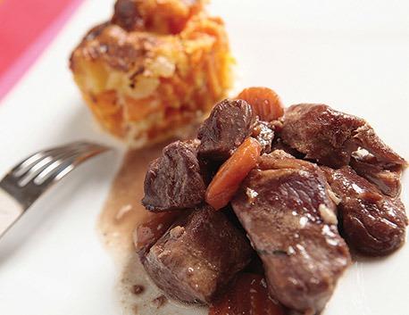 Civet de longe de Porc Basque