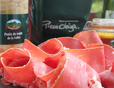 Ham from Les Aldudes Valley