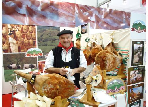 Pierre au Foodex 2012