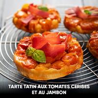 recette tarte tatin pierre oteiza jambon tomate